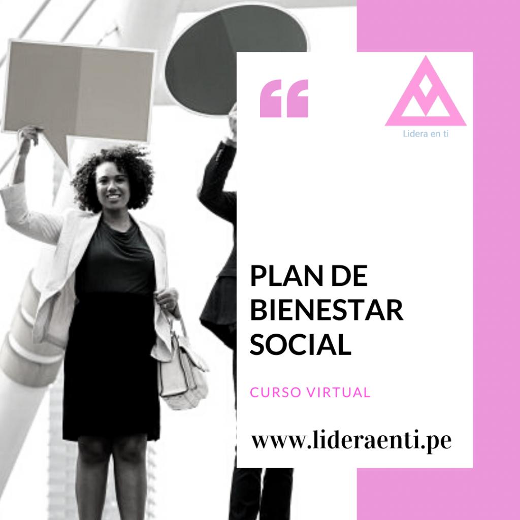Plan de Bienestar Social