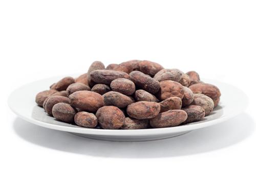 Cacao en grano orgánica