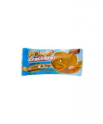 Galleta con salvado trigo power crackers